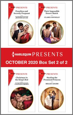 Harlequin Presents - October 2020 - Box Set 2 of 2
