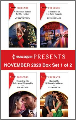 Harlequin Presents - November 2020 - Box Set 1 of 2