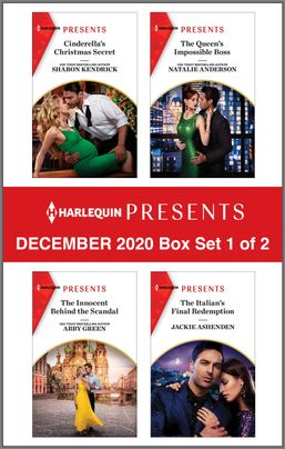 Harlequin Presents - December 2020 - Box Set 1 of 2