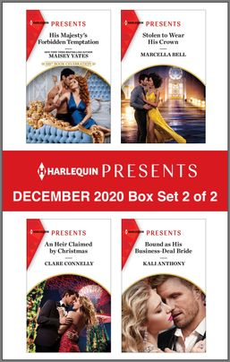 Harlequin Presents - December 2020 - Box Set 2 of 2