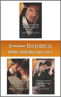 Harlequin Historical April 2020 - Box Set 1 of 2