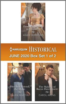 Harlequin Historical June 2020 - Box Set 1 of 2
