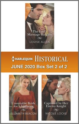 Harlequin Historical June 2020 - Box Set 2 of 2