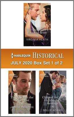 Harlequin Historical July 2020 - Box Set 1 of 2