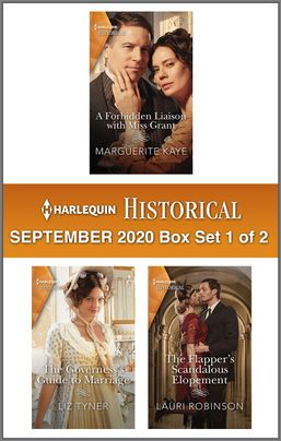 Harlequin Historical September 2020 - Box Set 1 of 2