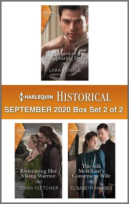 Harlequin Historical September 2020 - Box Set 2 of 2