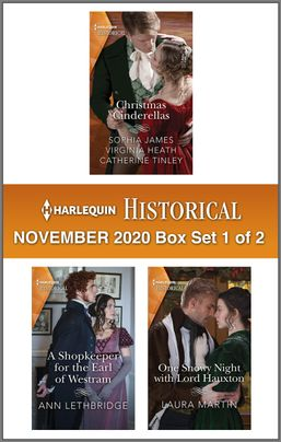 Harlequin Historical November 2020 - Box Set 1 of 2