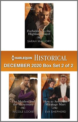 Harlequin Historical December 2020 - Box Set 2 of 2