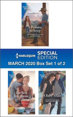 Harlequin Special Edition March 2020 - Box Set 1 of 2