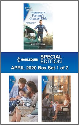 Harlequin Special Edition April 2020 - Box Set 1 of 2