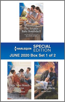Harlequin Special Edition June 2020 - Box Set 1 of 2