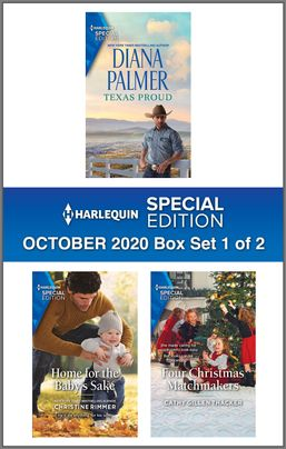 Harlequin Special Edition October 2020 - Box Set 1 of 2