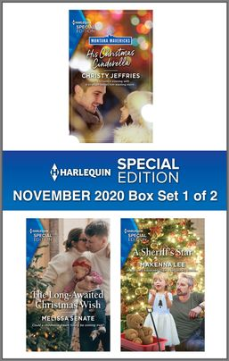 Harlequin Special Editin November 2020 - Box Set 1 of 2