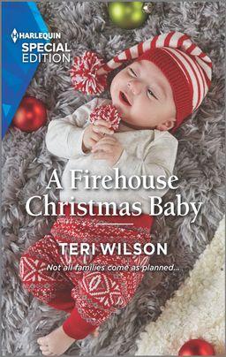 A Firehouse Christmas Baby