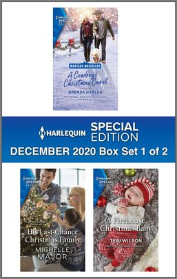 Harlequin Special Edition December 2020 - Box Set 1 of 2