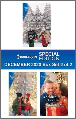 Harlequin Special Edition December 2020 - Box Set 2 of 2