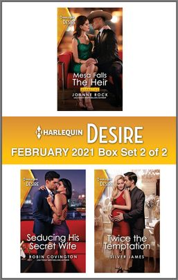 Harlequin Desire February 2021 - Box Set 2 of 2