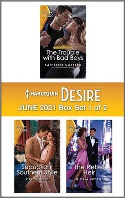 Harlequin Desire June 2021 - Box Set 1 of 2