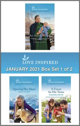 Harlequin Love Inspired January 2021 - Box Set 1 of 2