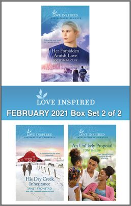 Harlequin Love Inspired February 2021 - Box Set 2 of 2