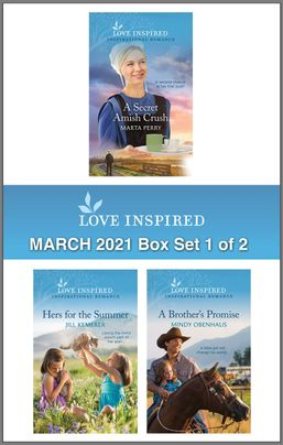 Harlequin Love Inspired March 2021 - Box Set 1 of 2