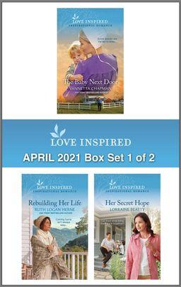 Harlequin Love Inspired April 2021 - Box Set 1 of 2