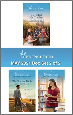 Harlequin Love Inspired May 2021 - Box Set 2 of 2