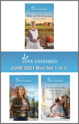 Love Inspired June 2021 - Box Set 1 of 2