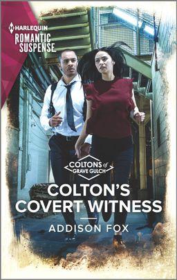 Colton's Covert Witness