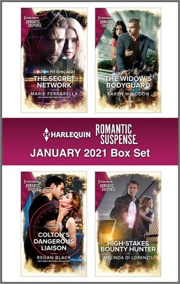 Harlequin Romantic Suspense January 2021