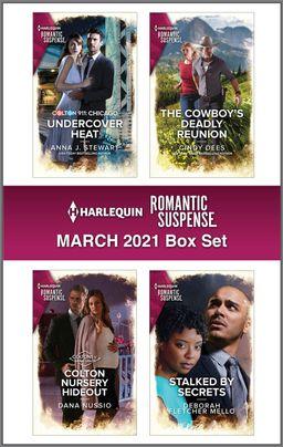 Harlequin Romantic Suspense March 2021