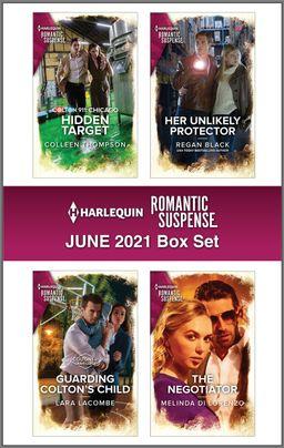 Harlequin Romantic Suspense May 2021 Box Set