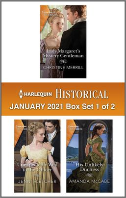 Harlequin Historical January 2021 - Box Set 1 of 2