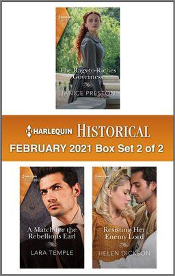 Harlequin Historical February 2021 - Box Set 2 of 2