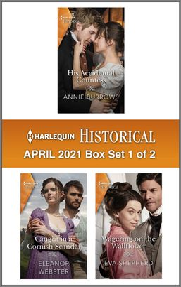 Harlequin Historical April 2021 - Box Set 1 of 2