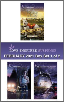 Harlequin Love Inspired Suspense February 2021 - Box Set 1 of 2