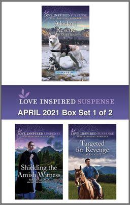 Harlequin Love Inspired Suspense April 2021 - Box Set 1 of 2