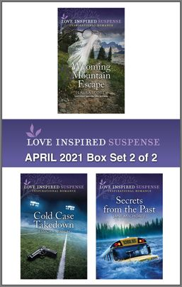 Harlequin Love Inspired Suspense April 2021 - Box Set 2 of 2