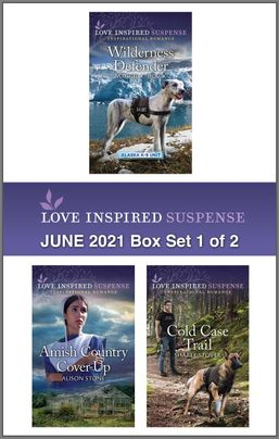 Love Inspired Suspense June 2021 - Box Set 1 of 2