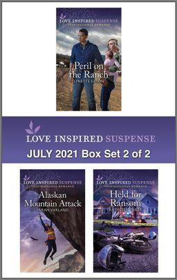 Love Inspired Suspense July 2021 - Box Set 2 of 2