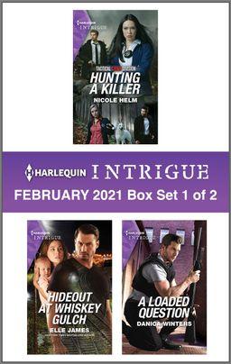Harlequin Intrigue February 2021 - Box Set 1 of 2