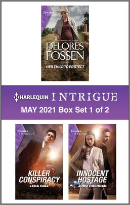 Harlequin Intrigue May 2021 - Box Set 1 of 2