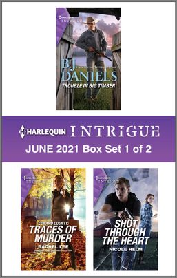Harlequin Intrigue June 2021 - Box Set 1 of 2