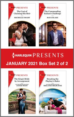 Harlequin Presents - January 2021 - Box Set 2 of 2