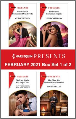 Harlequin Presents - February 2021 - Box Set 1 of 2