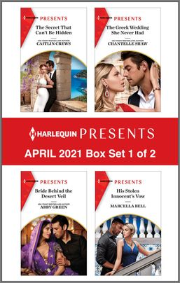 Harlequin Presents - April 2021 - Box Set 1 of 2