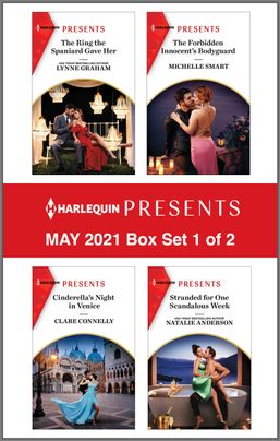 Harlequin Presents - May 2021 - Box Set 1 of 2