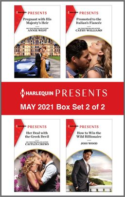 Harlequin Presents - May 2021 - Box Set 2 of 2