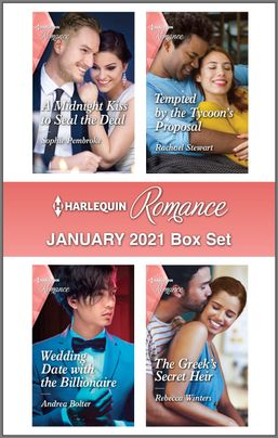 Harlequin Romance January 2021 Box Set