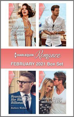 Harlequin Romance February 2021 Box Set